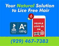 lice removal treatment Battery Park Manhattan
