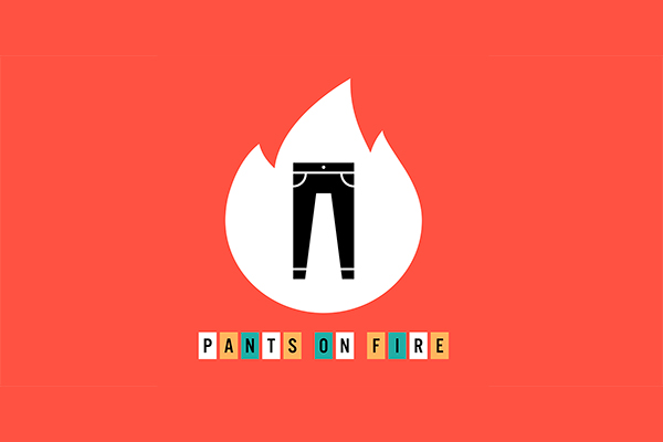 pants on fire lice segment