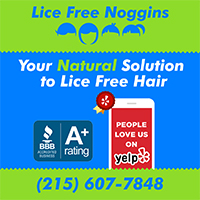 Philadelphia PA Lice Removal Treatment Service
