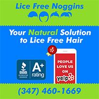 Lice Removal Treatment  Greenpoint Brooklyn NY