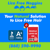 Hartford CT lice removal treatment service